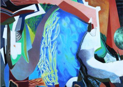 Surge 2008 102 x 122 cms