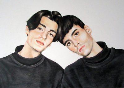 Twins-cousins